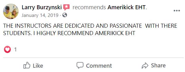 Adult1 1, Amerikick EHT