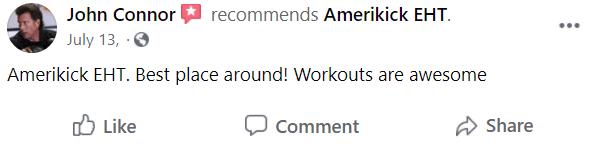 Adult3, Amerikick EHT